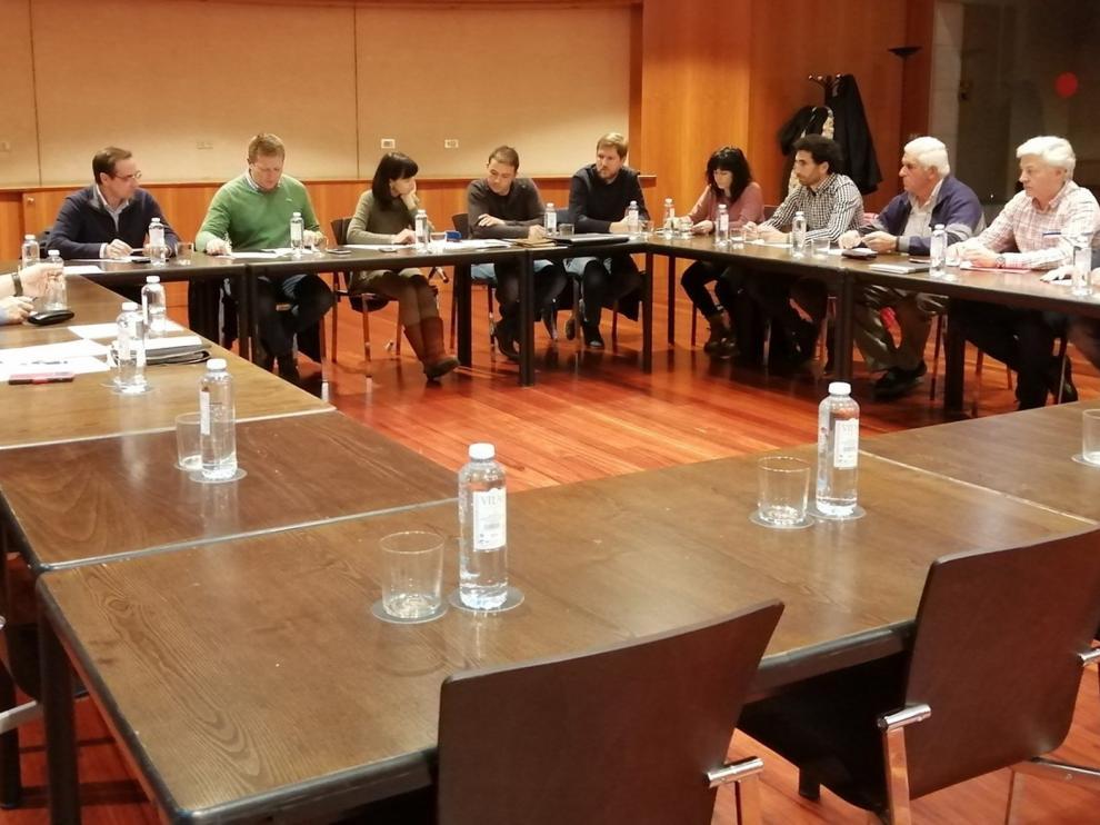 Adelpa pide unir esfuerzos en una Mesa Pirenaica