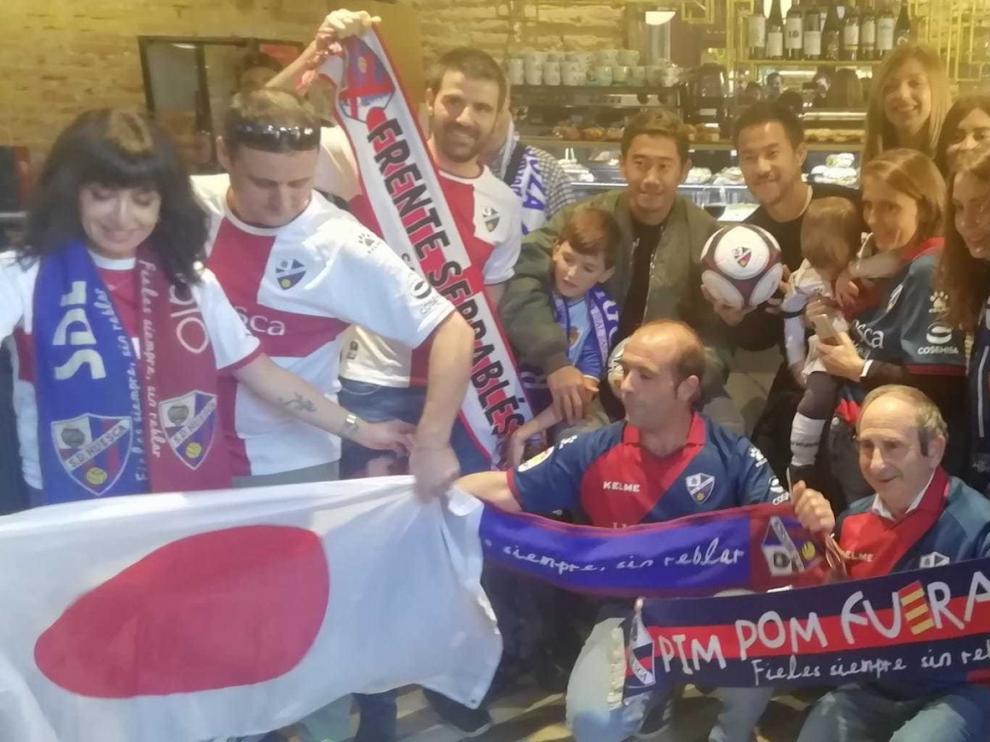 El derbi aragonés se vivirá con interés en Japón