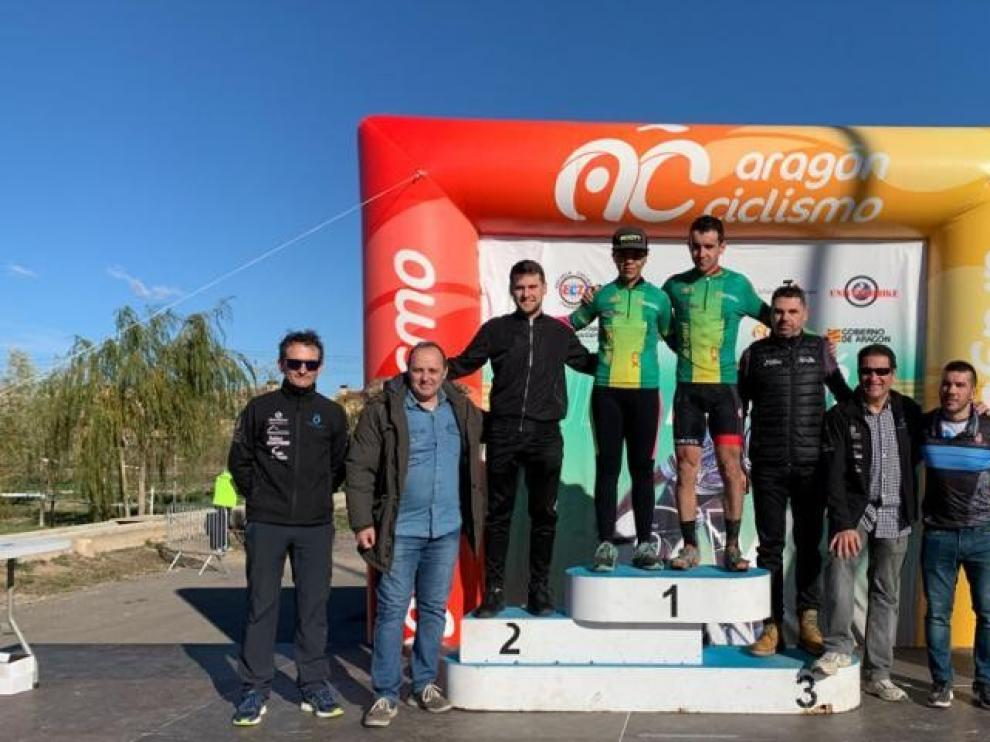 La Copa Aragonesa de Ciclocross llega a su penúltima cita