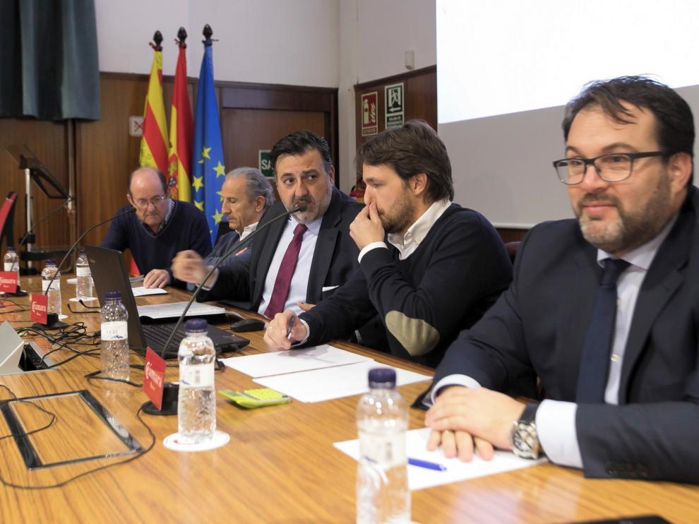 Beneficios y deuda cero para un sólido futuro del Huesca