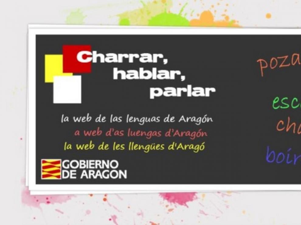 La página web 'Lenguas de Aragón' supera ya el millón de visitas