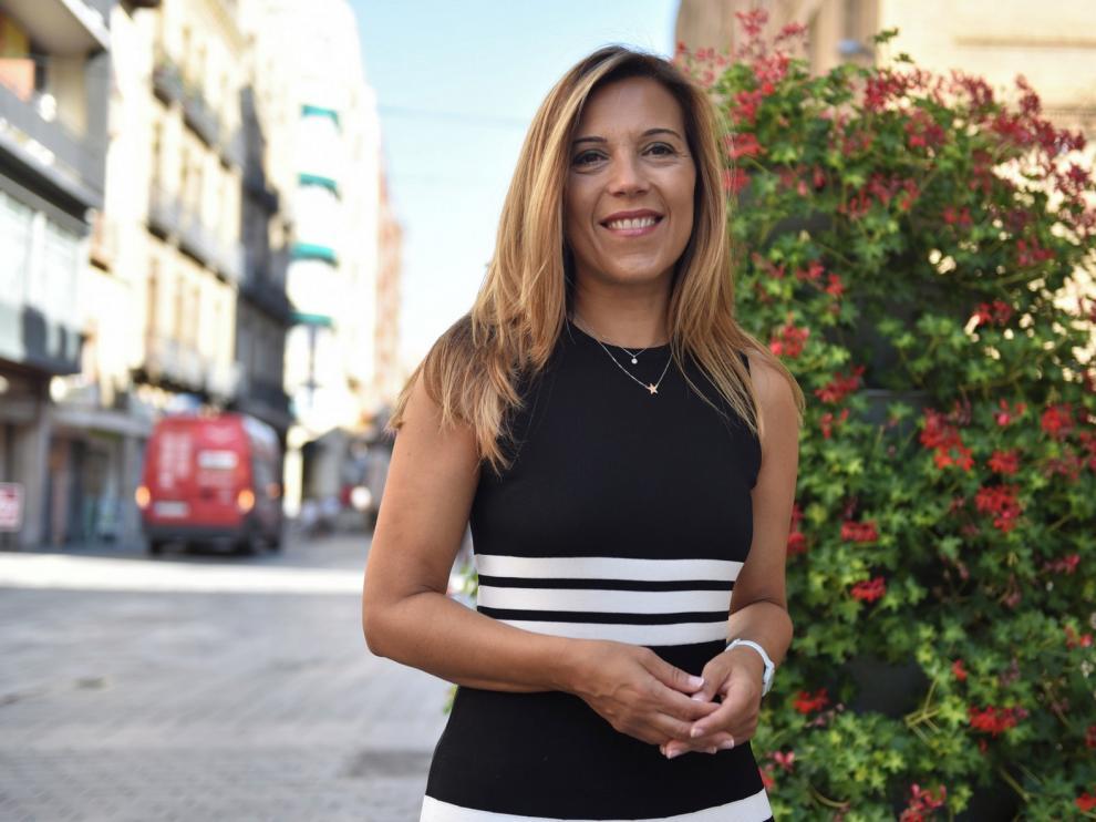 """Ana Alós deja el Ayuntamiento de Huesca: """"He dejado lo mejor de mí para esta ciudad"""""""