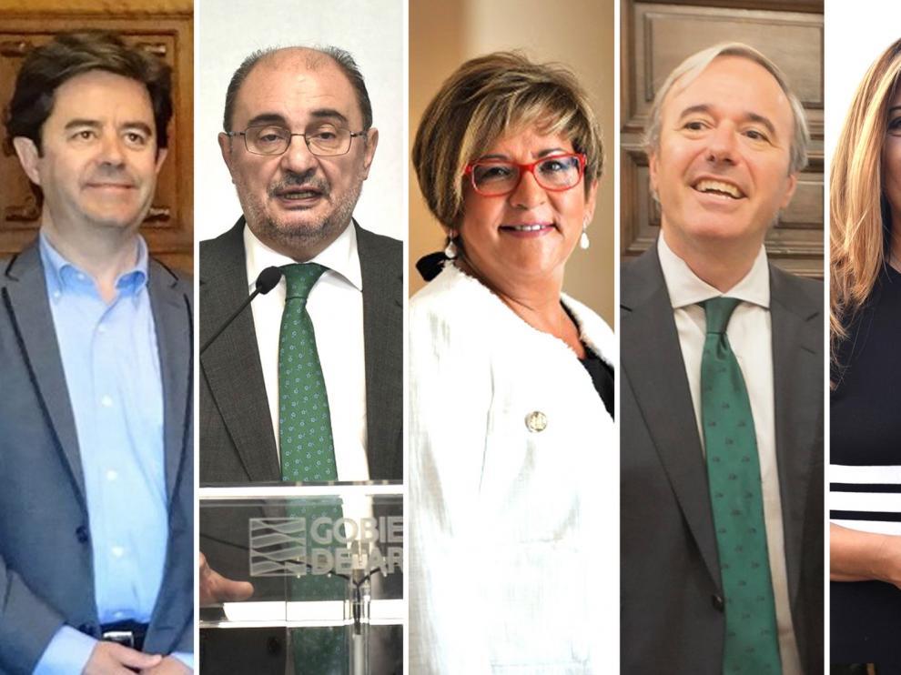 Las autoridades coinciden: debe ser la fiesta del fútbol aragonés