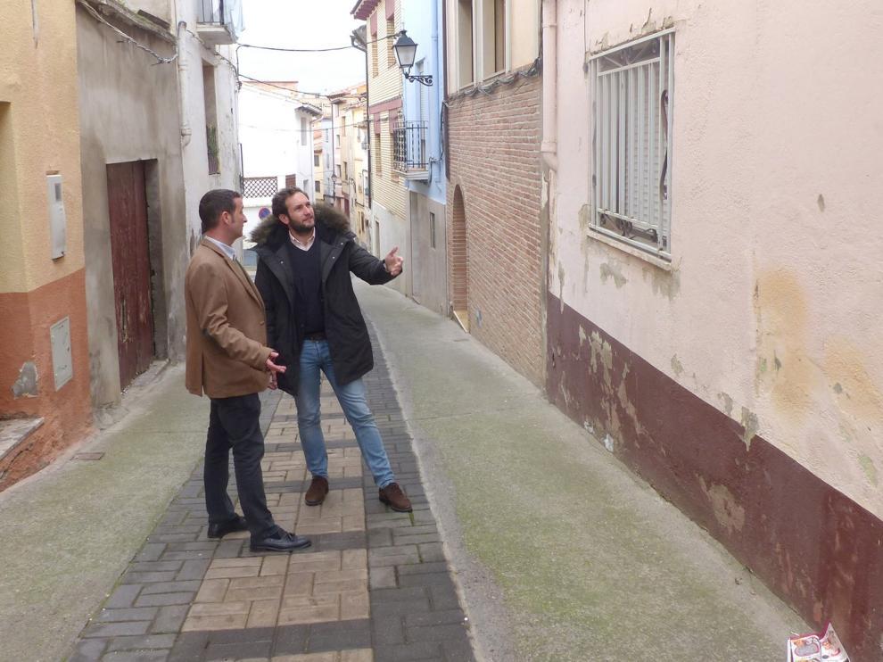 Monzón ampliará el área de delimitación del ARRU con nuevas calles