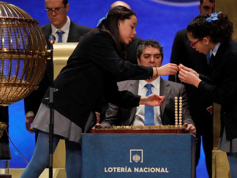 El segundo premio se olvida de Aragón