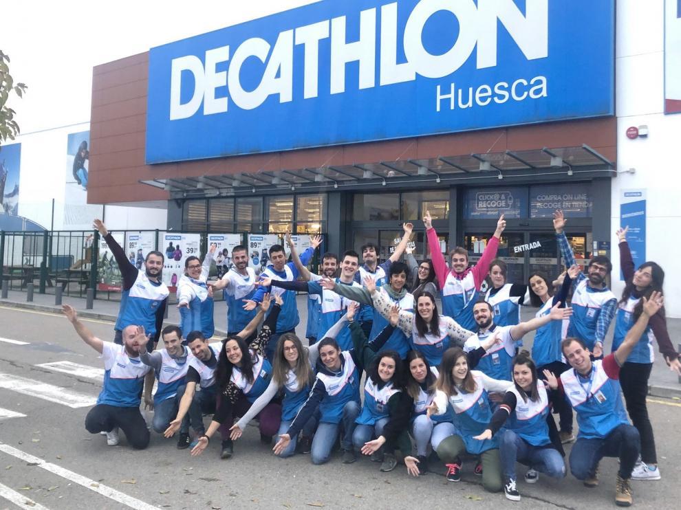 Decathlon, uno de los pioneros en Plhus, destaca las ventajas de la plataforma