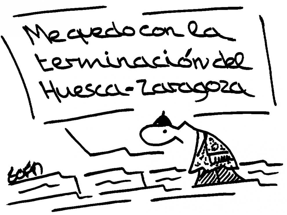 Los Gordos que nos ha regalado el Huesca