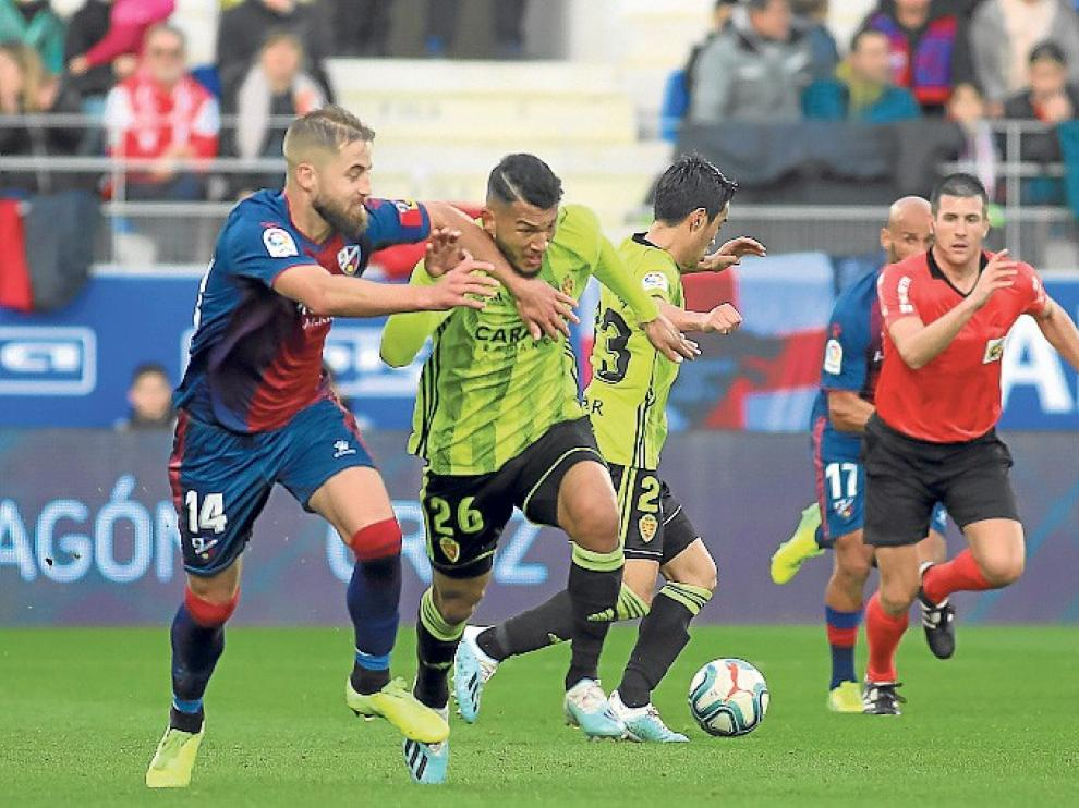"Sergio Gómez: ""Vencer al Zaragoza te da un plus"""