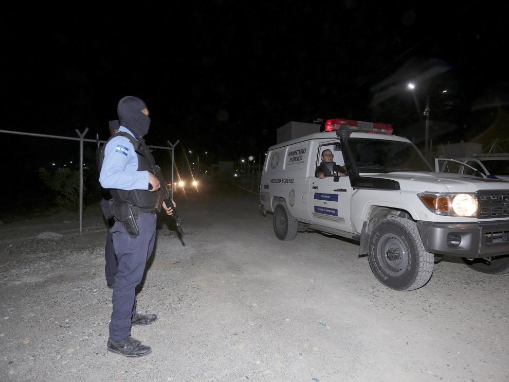 Sube a 19 la cifra de muertos en una pelea en una cárcel de Honduras