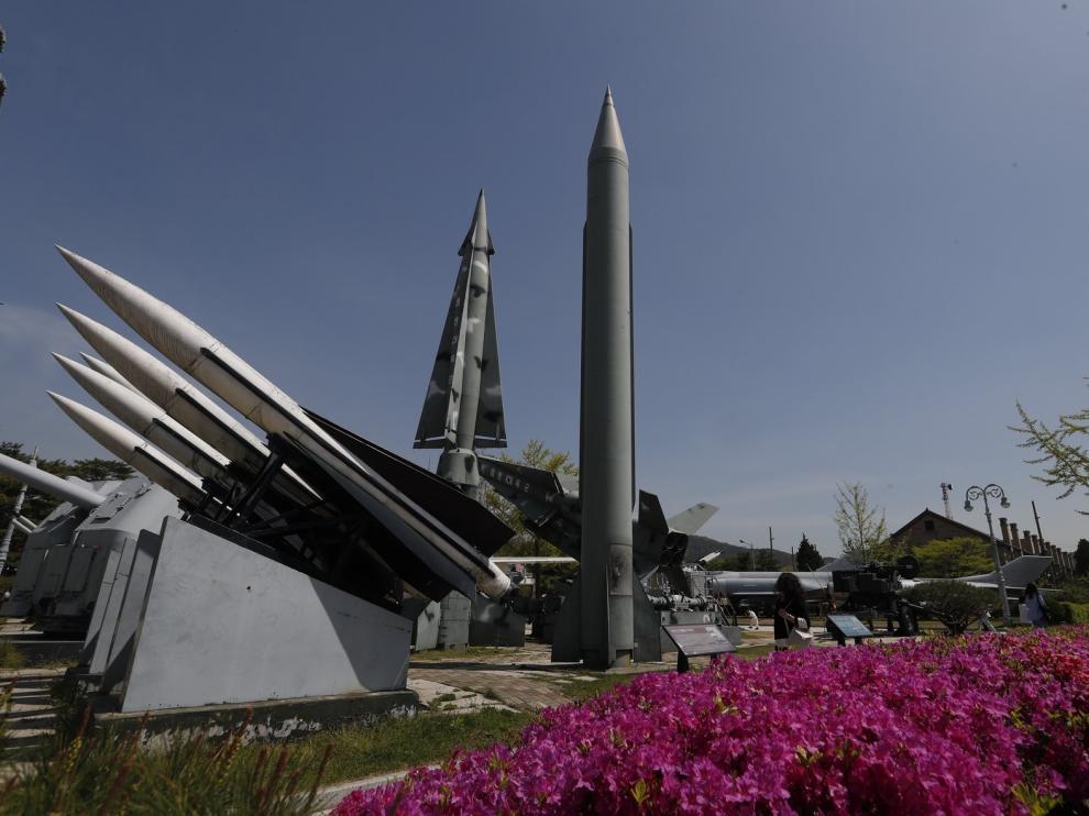 EE.UU. insiste en la vigilancia aérea ante un posible lanzamiento norcoreano