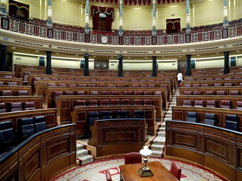 La legislatura tendrá 10 grupos parlamentarios, la cifra más alta desde 1979