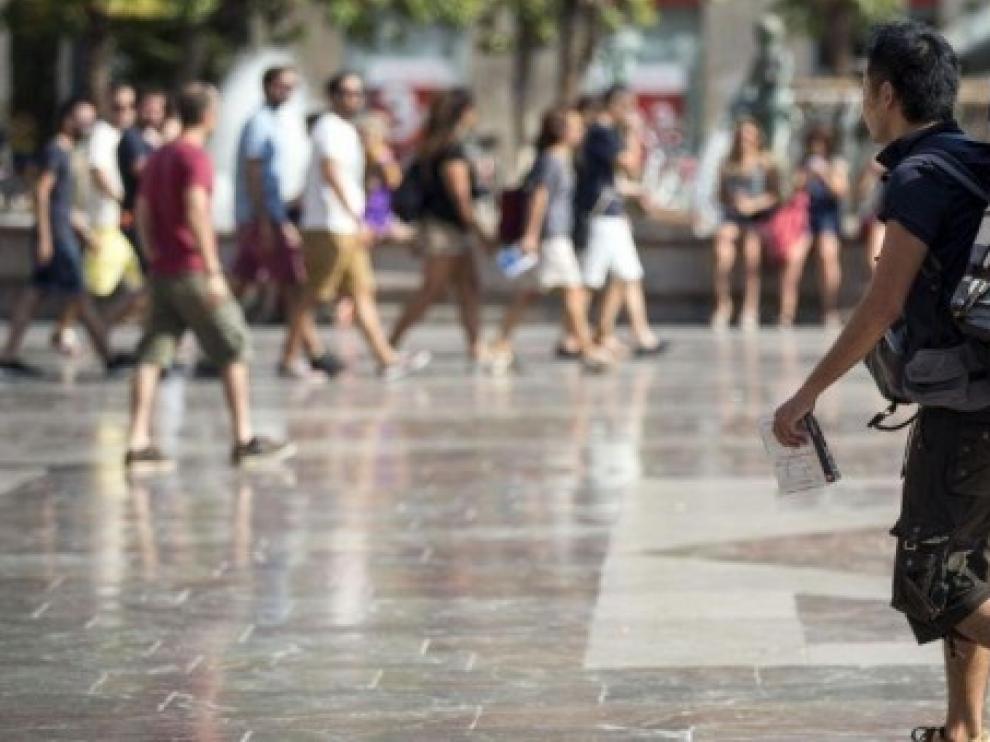 El peso del turismo supuso el 12,3% del PIB en 2018, y el 12,7% del empleo en España
