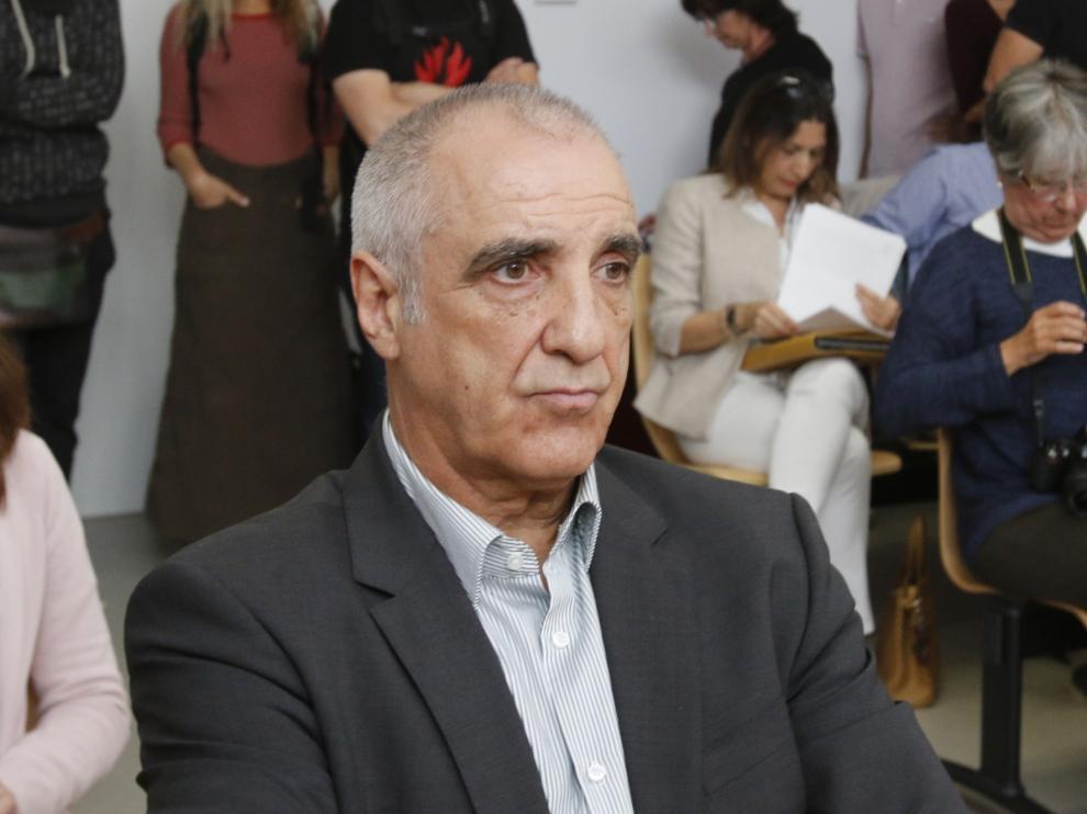 Apudepa pedirá que se levante la suspensión de la pena de cárcel a Victorino Alonso