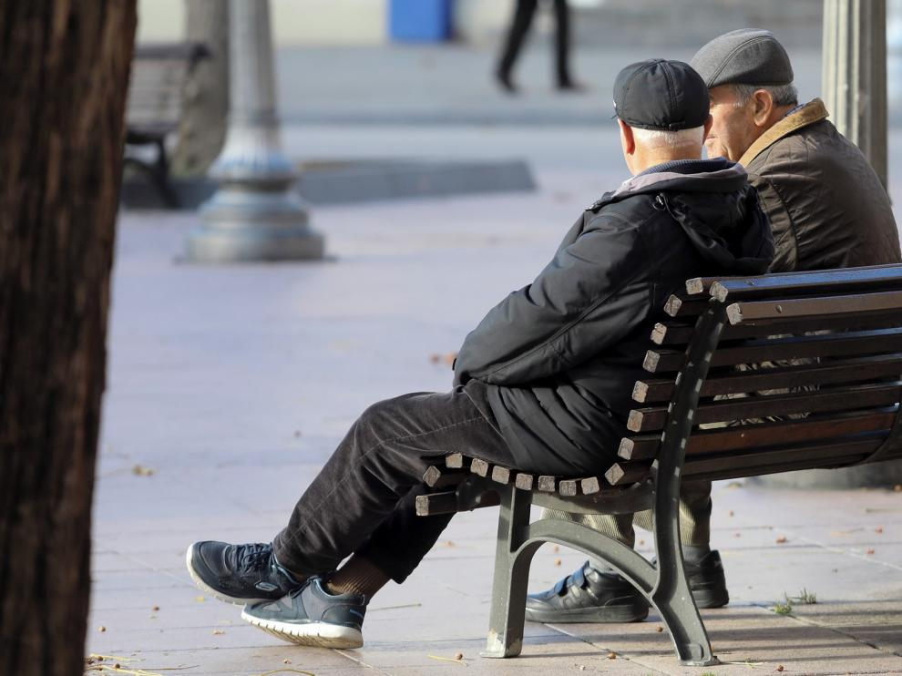 El índice de envejecimiento supera en 30 puntos la media nacional