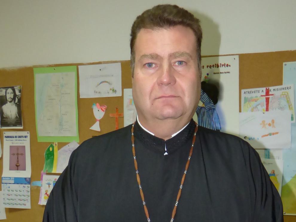 """Emilio Alejandro: """"En el principio y en el fin coincidimos todas las iglesias cristianas"""""""