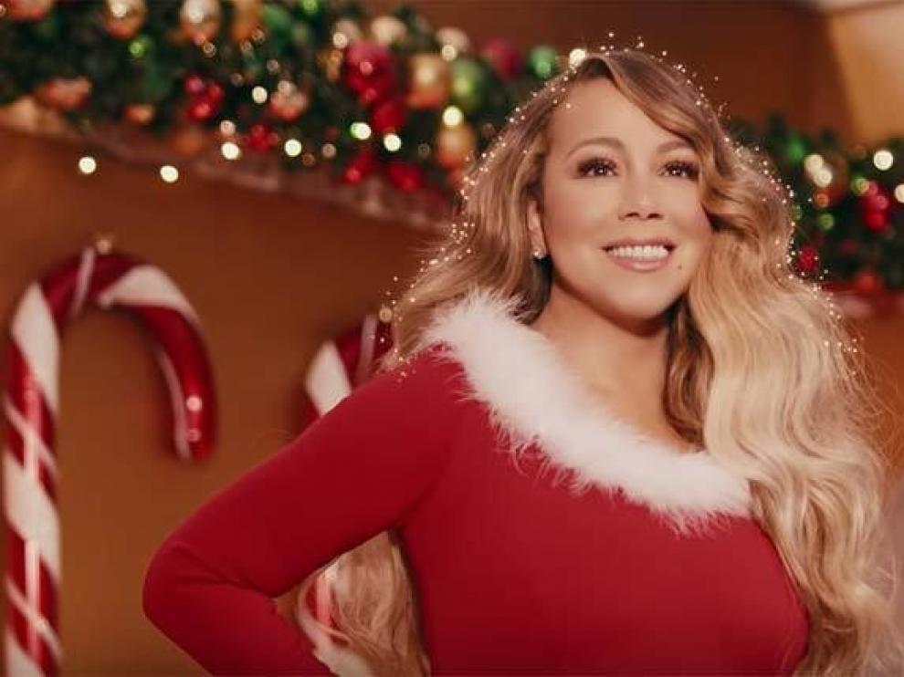Mariah Carey bate todos los récords por Navidad