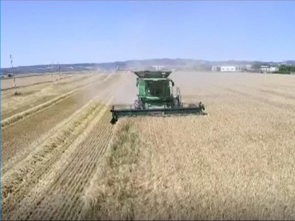 Más de 39.000 agricultores de Aragón reciben 260 millones