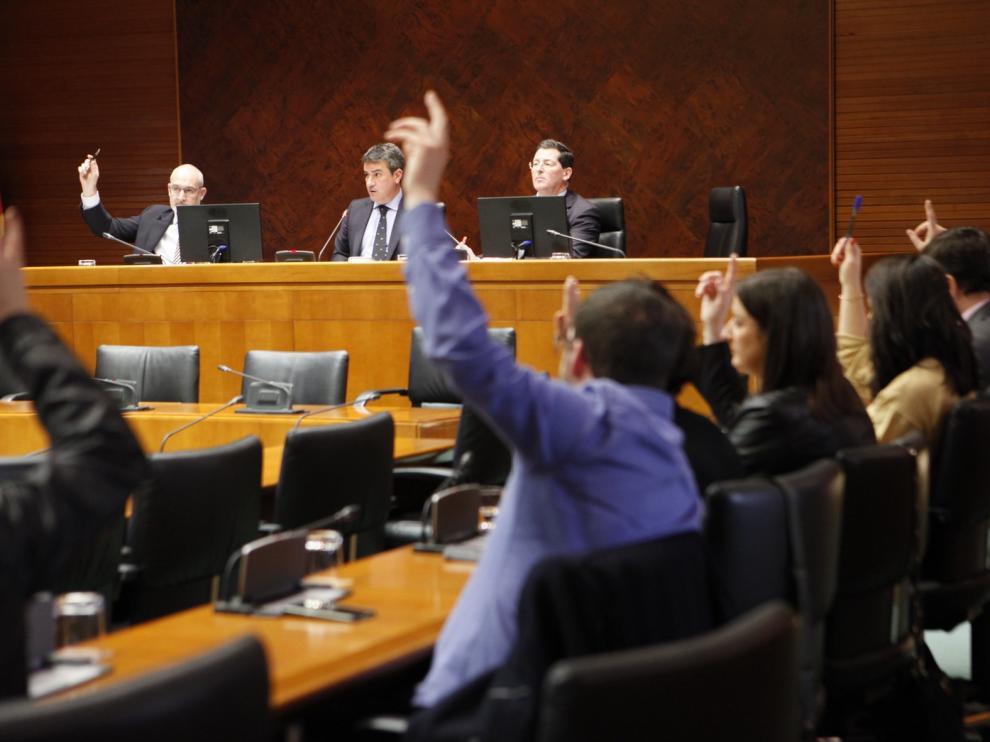 Los presupuestos de 2020, a pleno con 106 enmiendas aprobadas