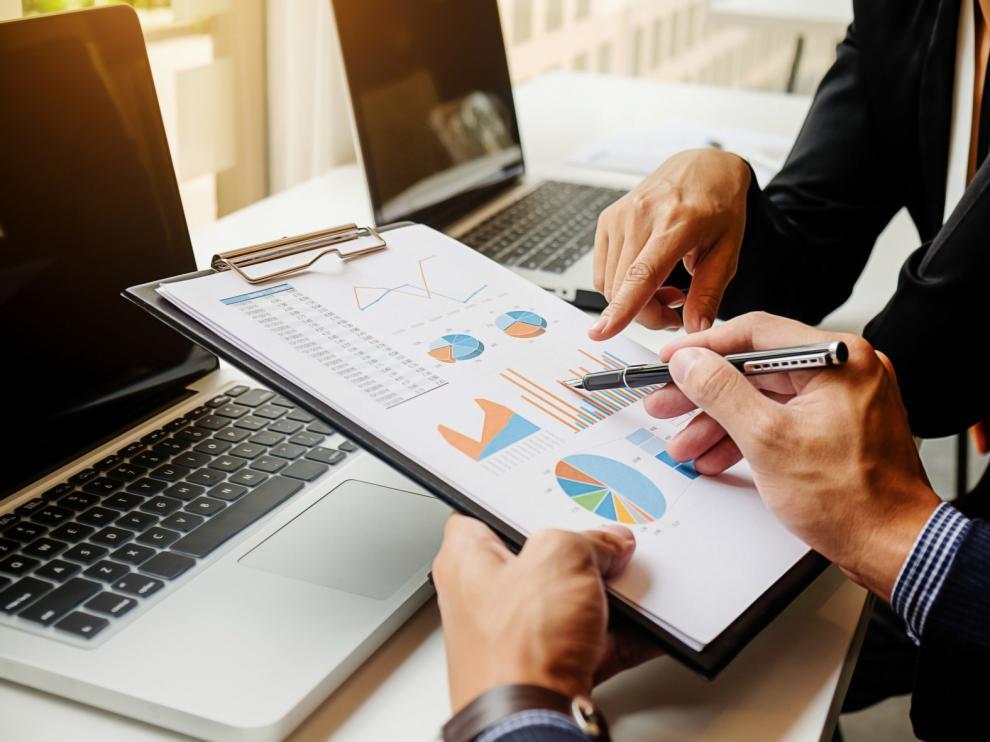 La cifra de negocio de las empresas sube un 2,1 % en octubre