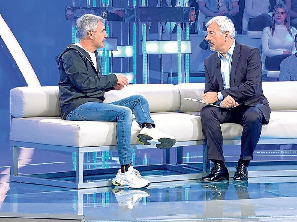 """Sergio Dalma, invitado este viernes en """"Volverte a ver"""""""
