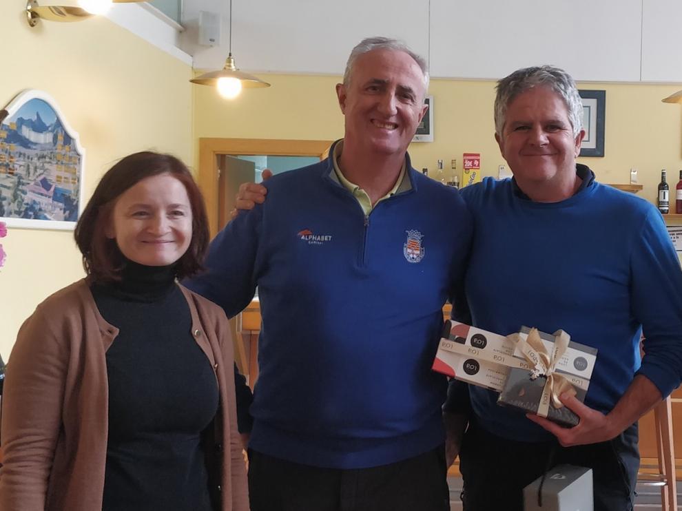 Pinto y Canal ganan el III Torneo Pastelería Loa
