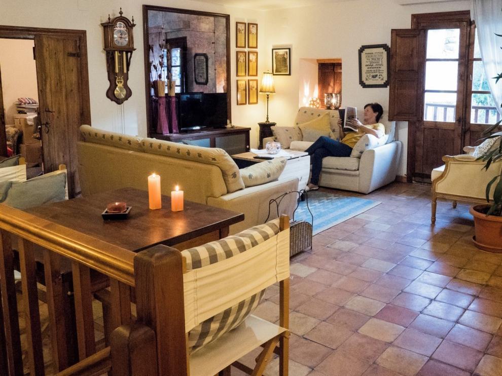 Las casas rurales de Aragón tendrán una ocupación del 80 % en Nochevieja