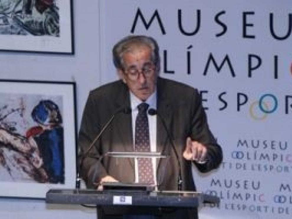 Fallece Romà Cuyàs, expresidente del COE y pionero de Barcelona´ 92