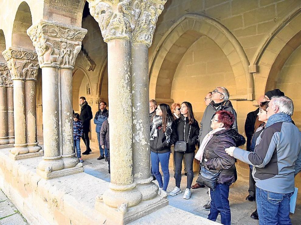 Visitas guiadas por Huesca durante las fiestas