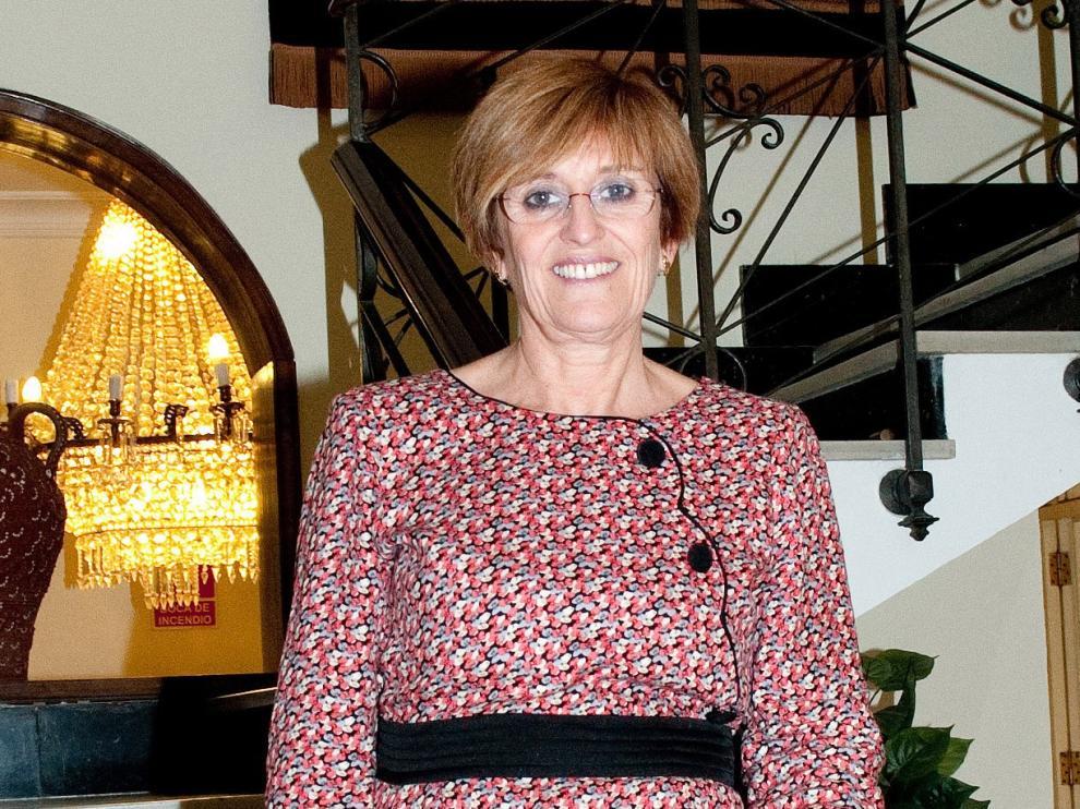 Pilar Alcalde, La Figura del Año para la revista 4Esquinas