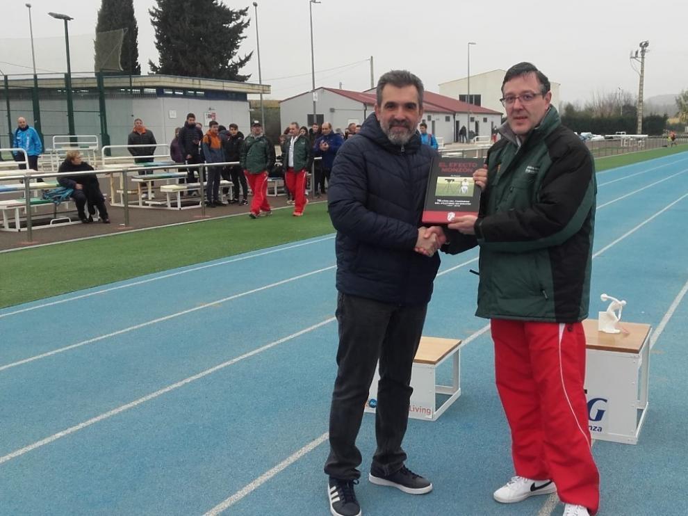 Calvo y Mases se llevan la victoria en el 71 Trofeo Ernesto Bribián