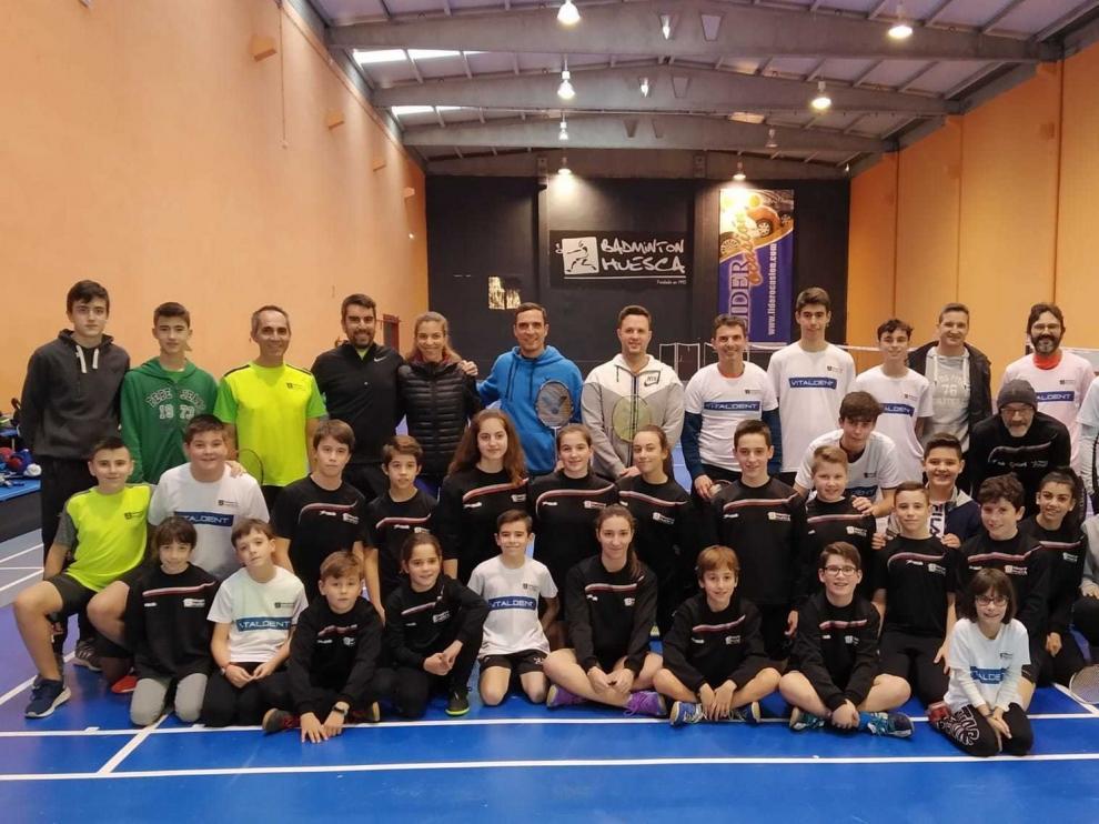 El Torneo de Navidad muestra la cara intergeneracional del club