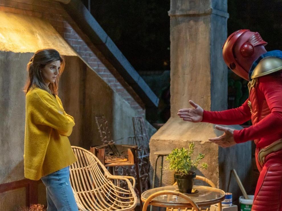 """""""El vecino"""", un superhéroe de andar por casa, en Netflix"""