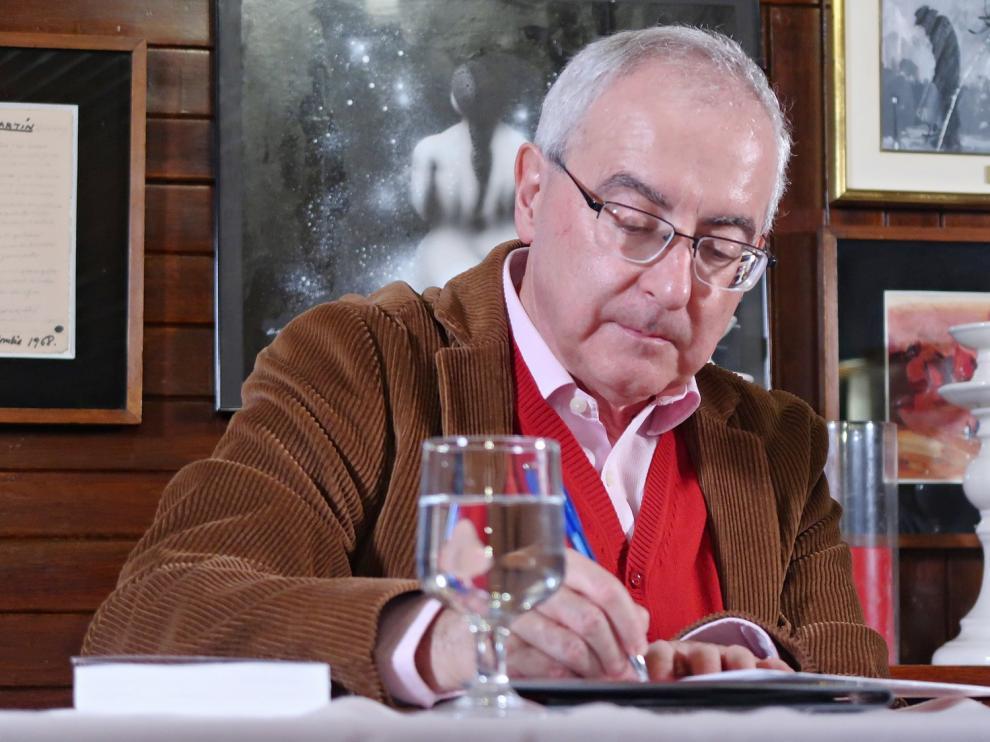 """Feliciano Llanas Vázquez: """"No me gusta el localismo; sí ser universal sin renunciar a las raíces"""""""