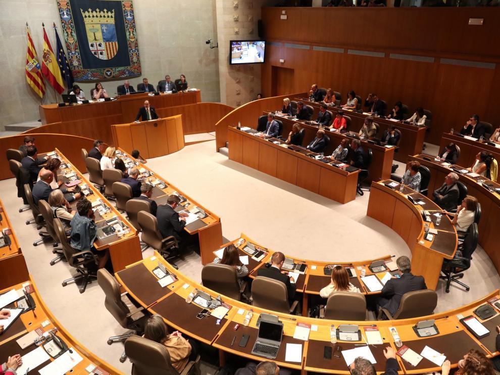 Las Cortes cierran este lunes el año con la votación del presupuesto