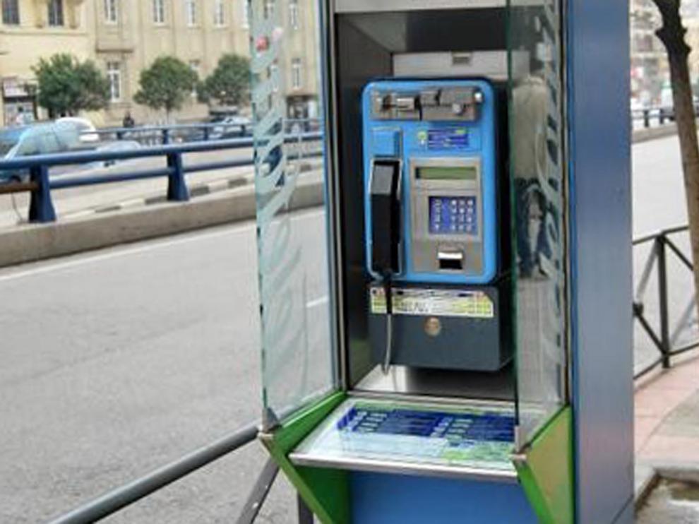 """Las cabinas telefónicas reciben un nuevo """"indulto"""""""
