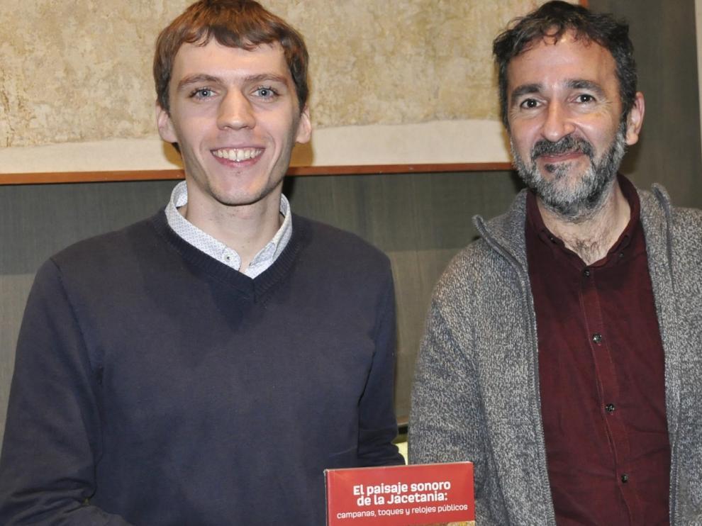"""Antoni Ruiz i Engra y Pau M. Sarrió Andrés: """"Con estas grabaciones, se inmortalizan los toques y se pueden recuperar"""""""