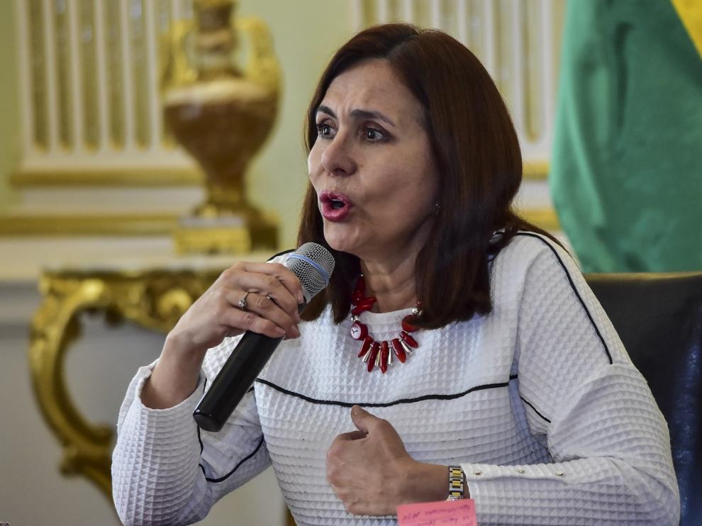 """Bolivia critica a los españoles """"con delirios coloniales de Pizarro"""""""