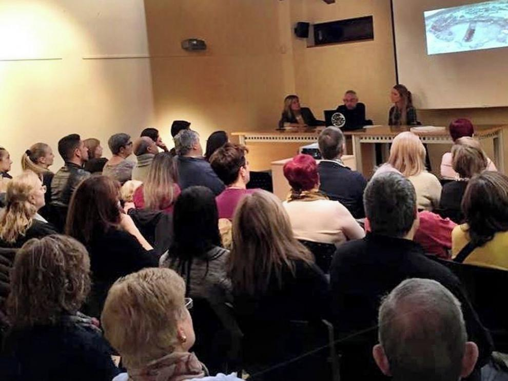 Alcolea de Cinca crea una asociación para promocionar La Codera