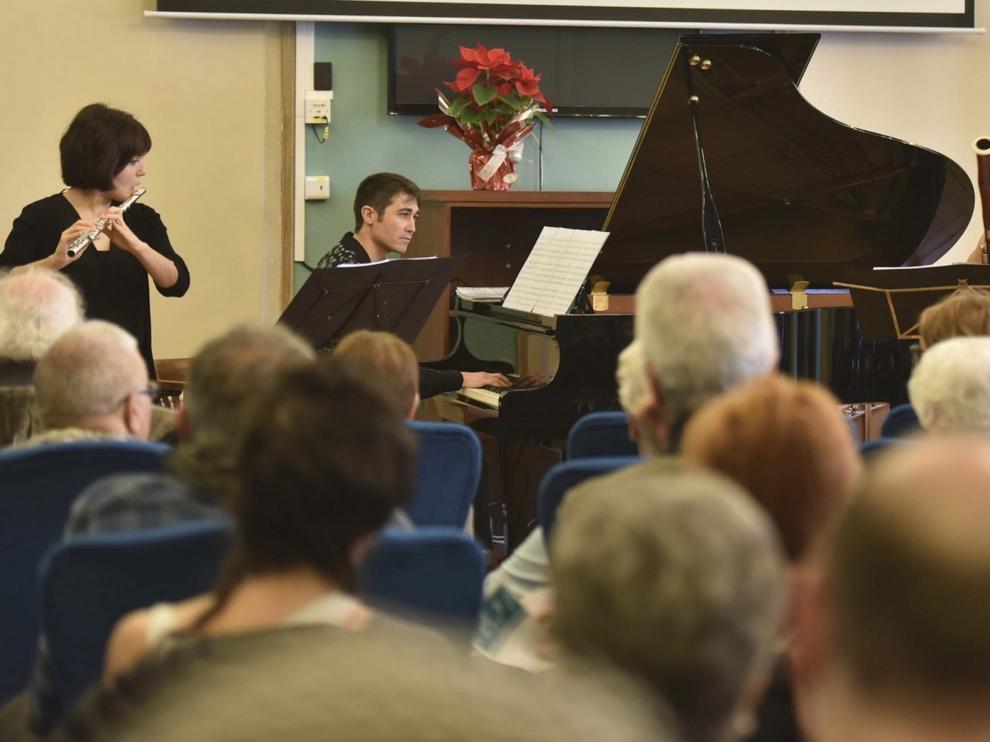 Gavarnie Ensemble cierra el año de Música en el Casino