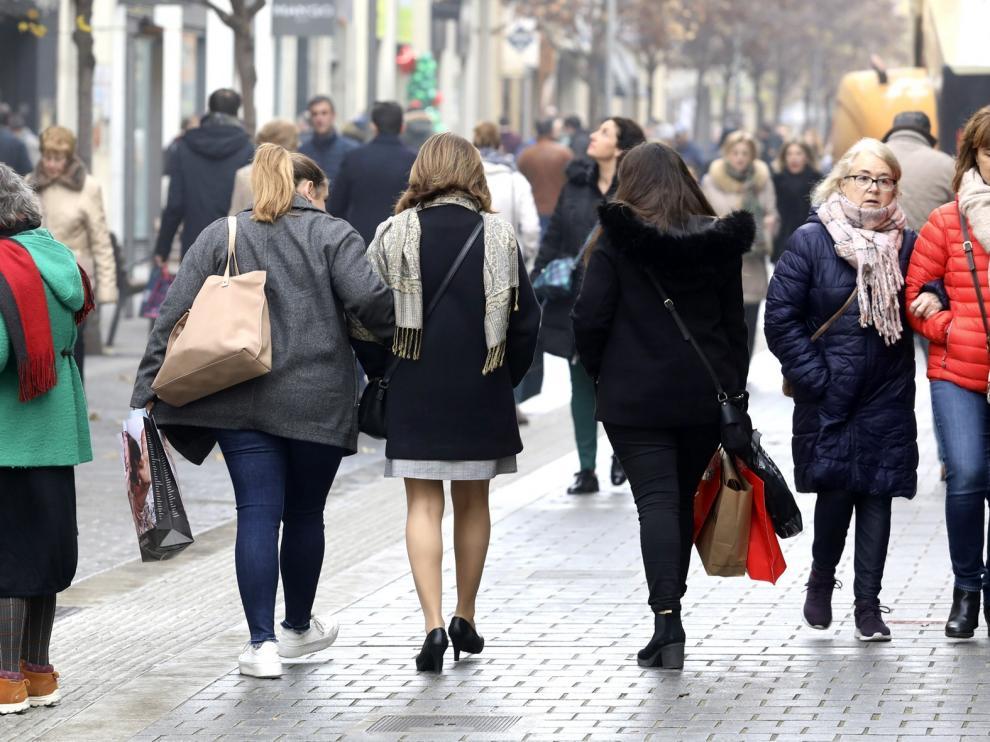Crecen en población el entorno de Huesca, cabeceras comarcales y municipios turísticos
