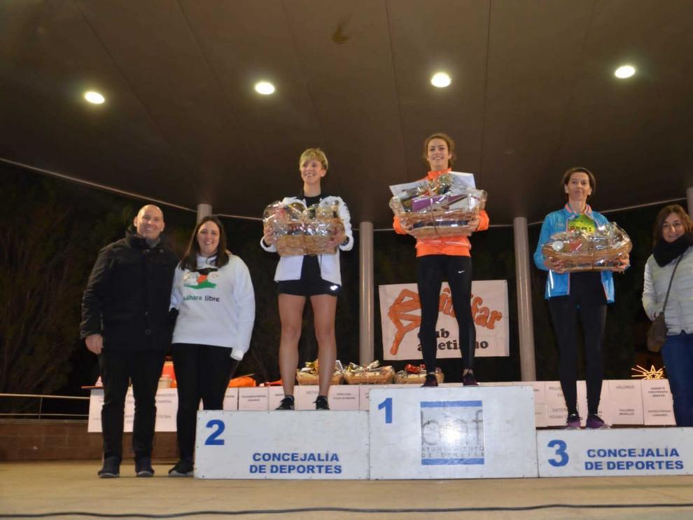 Binéfar se supera con 541 participantes y 1.482 euros recaudados