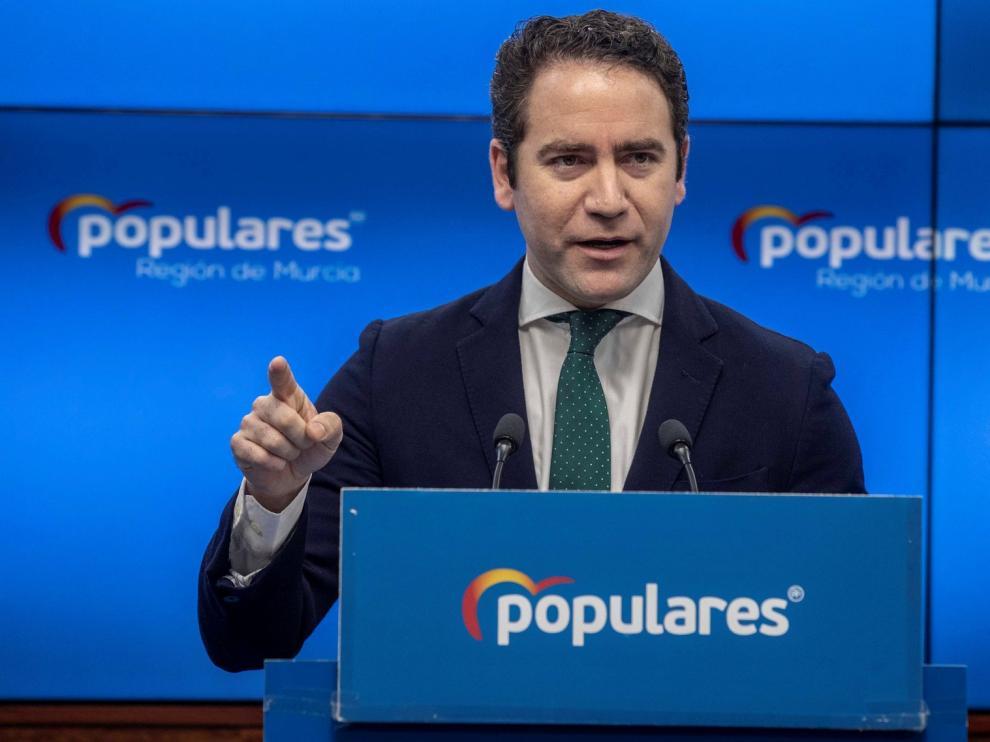 """El PP asegura que parará """"con todos los medios el referéndum pactado"""""""