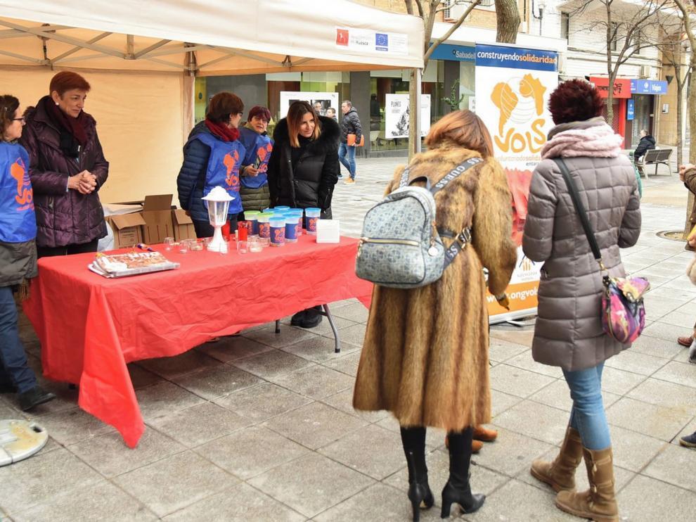 Huesca ilumina Etiopía gracias a la solidaridad de los oscenses