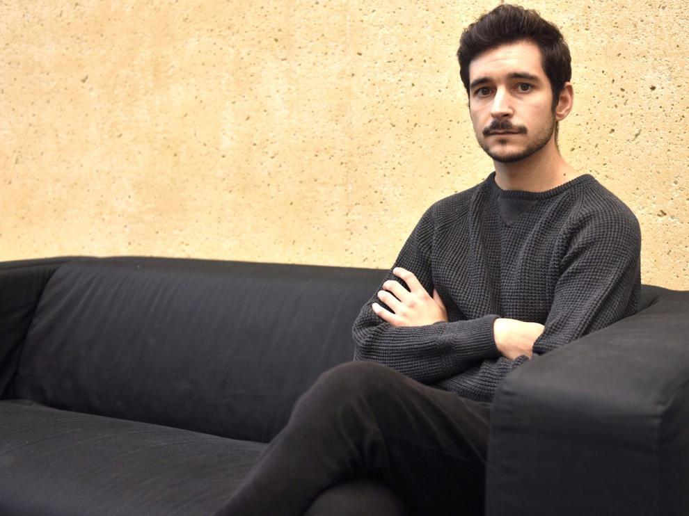"""Jorge Isla participará en la residencia """"La Térmica Creadores"""""""