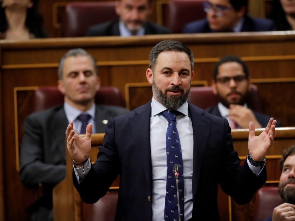 """Abascal a Teruel Existe: """"Ninguna migaja justifica una traición a España"""""""