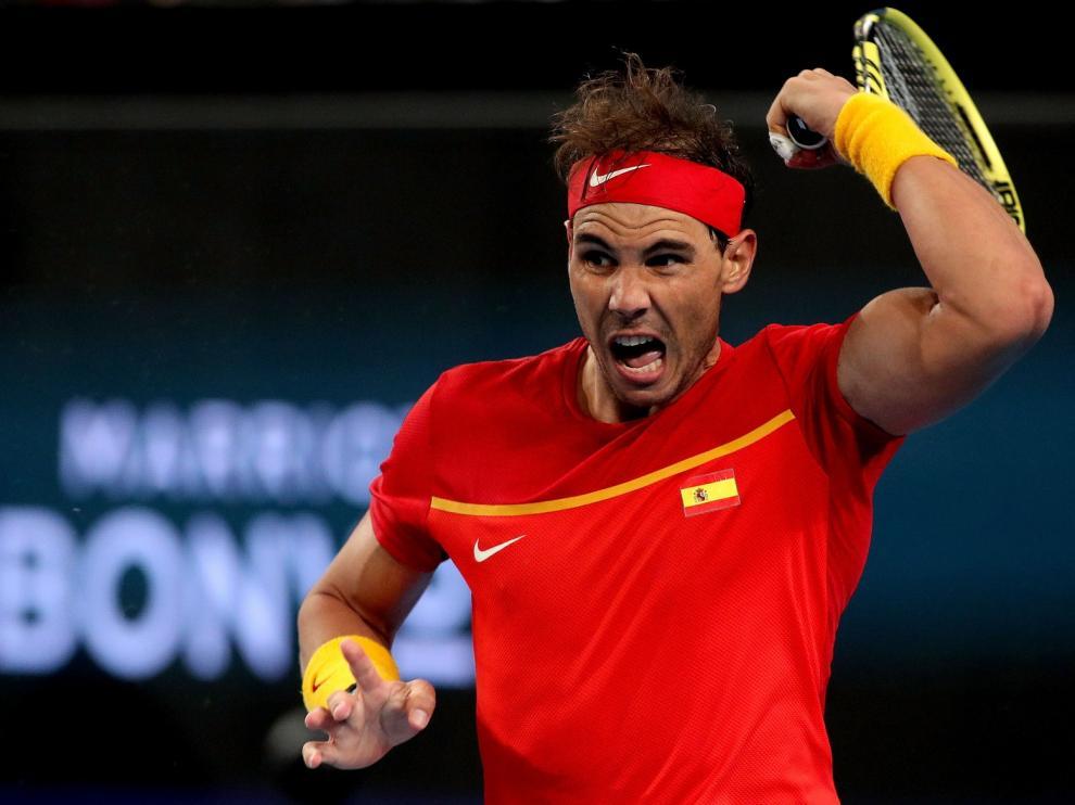 España arranca con pleno de triunfos en la Copa ATP