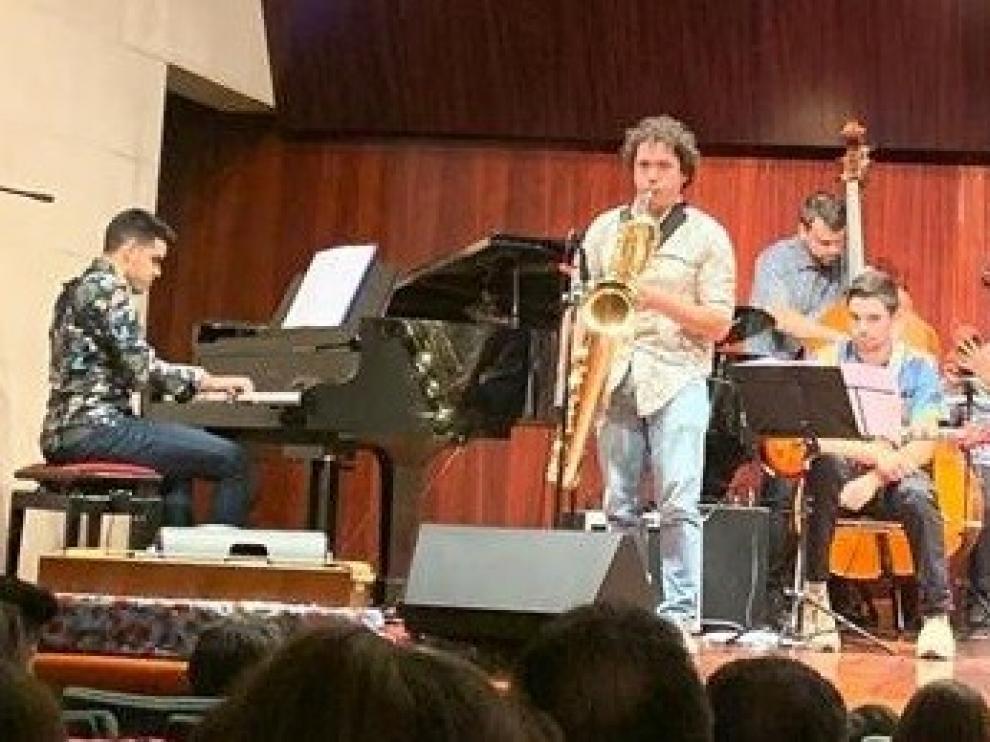 Jazz for kids, hacia la madurez