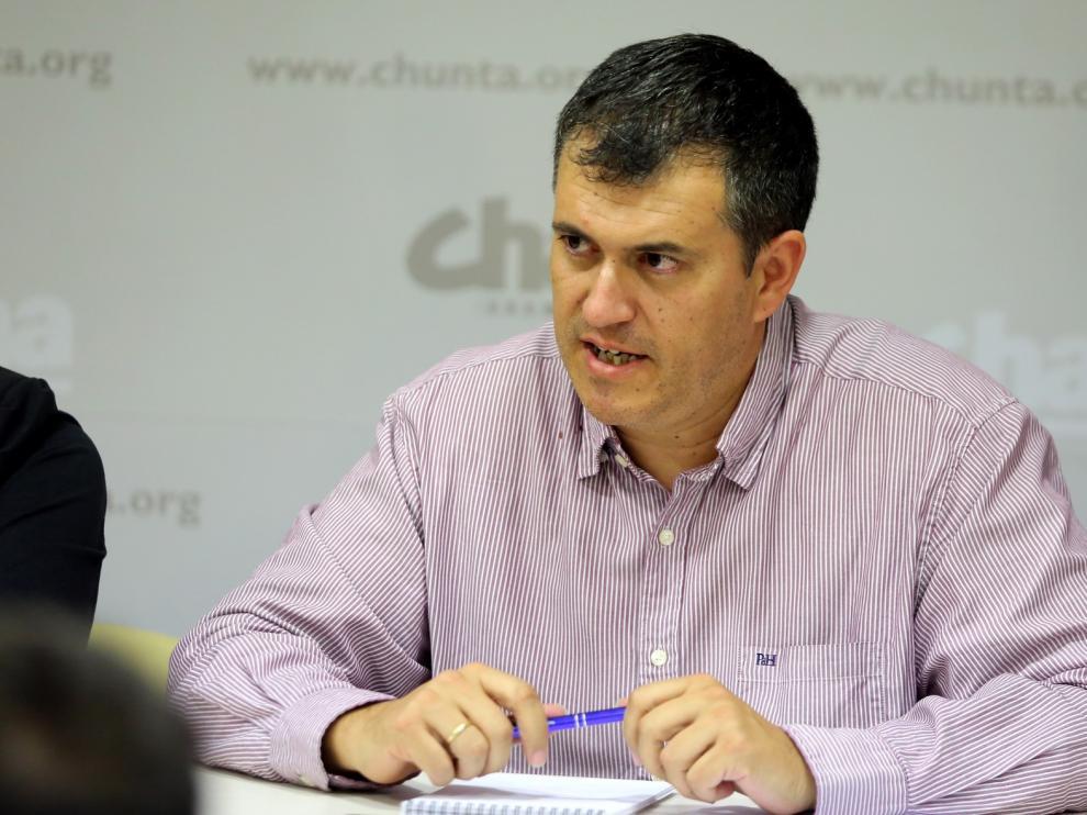 """CHA pide que """"por decencia"""" se desestime Biscarrués"""