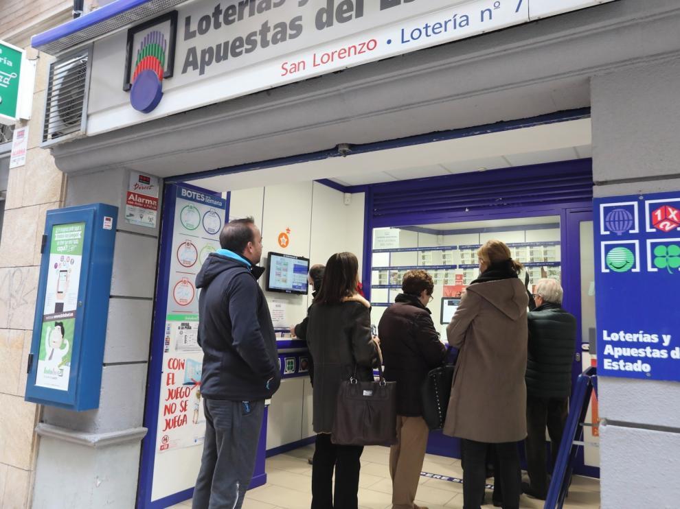Loterías y Apuestas del Estado prevé poner a la venta La Primitiva y EuroMillones la próxima semana