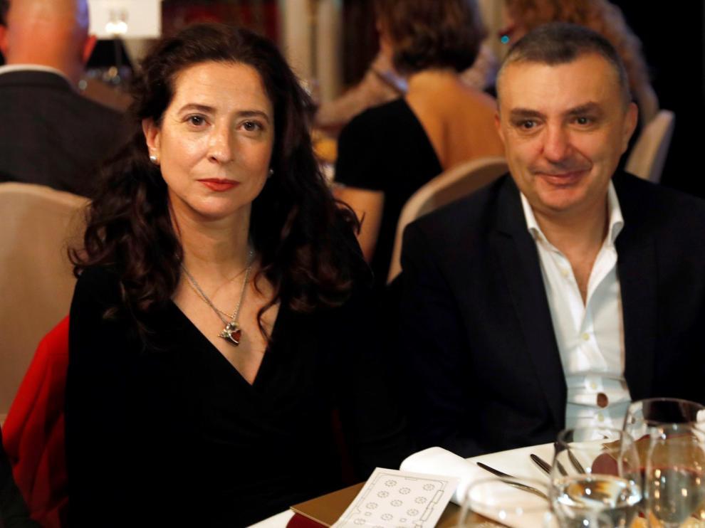 """La madrileña Ana Merino gana el Premio Nadal con """"El mapa de los afectos"""""""
